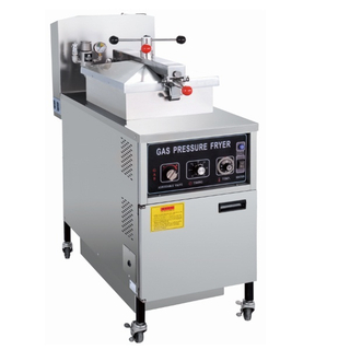 MDXZ-25 Economic Type Gas Chicken Fryer Machine Pressrue Fryer Broast Machine with Out Oil Pump