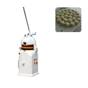 Semi Automatic 30 pcs Dough Divider And Rounder Machine (30-100g/ Pc)