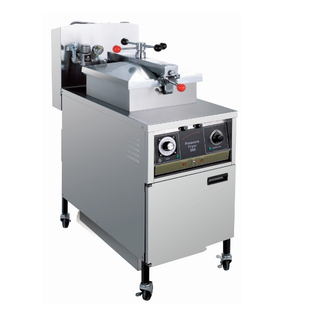 PFG-500 Mechanical Panel Gas Pressure Fryer Machine Commercial Gas Fryer