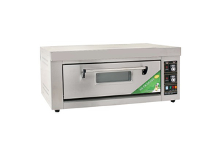 Economic Type 1 Deck 2 Trays Electric Deck Oven