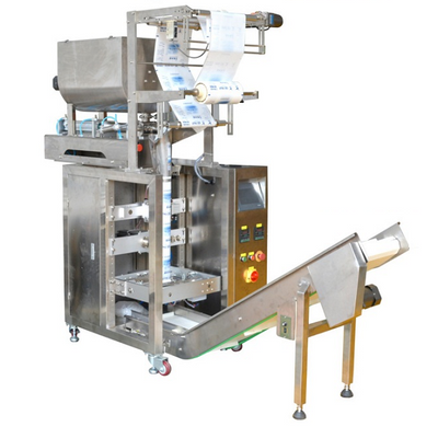 Automatic liquid oil sauce vinegar cream drink juice jam paste jelly ketchup salad hand soap sanitzer VFFS bagging packing equipment