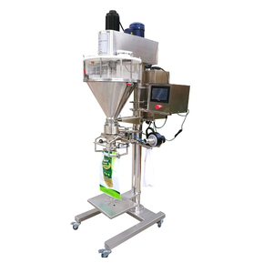 5kg 10kg 15kg Big Close Bag Powder Filling Machine Hanging Bag Powder Weighing Filling Machine